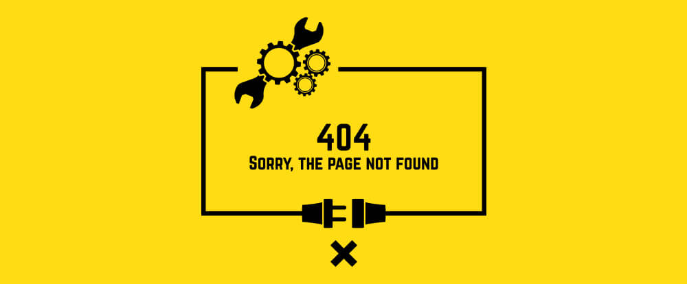 Designing 404 pages